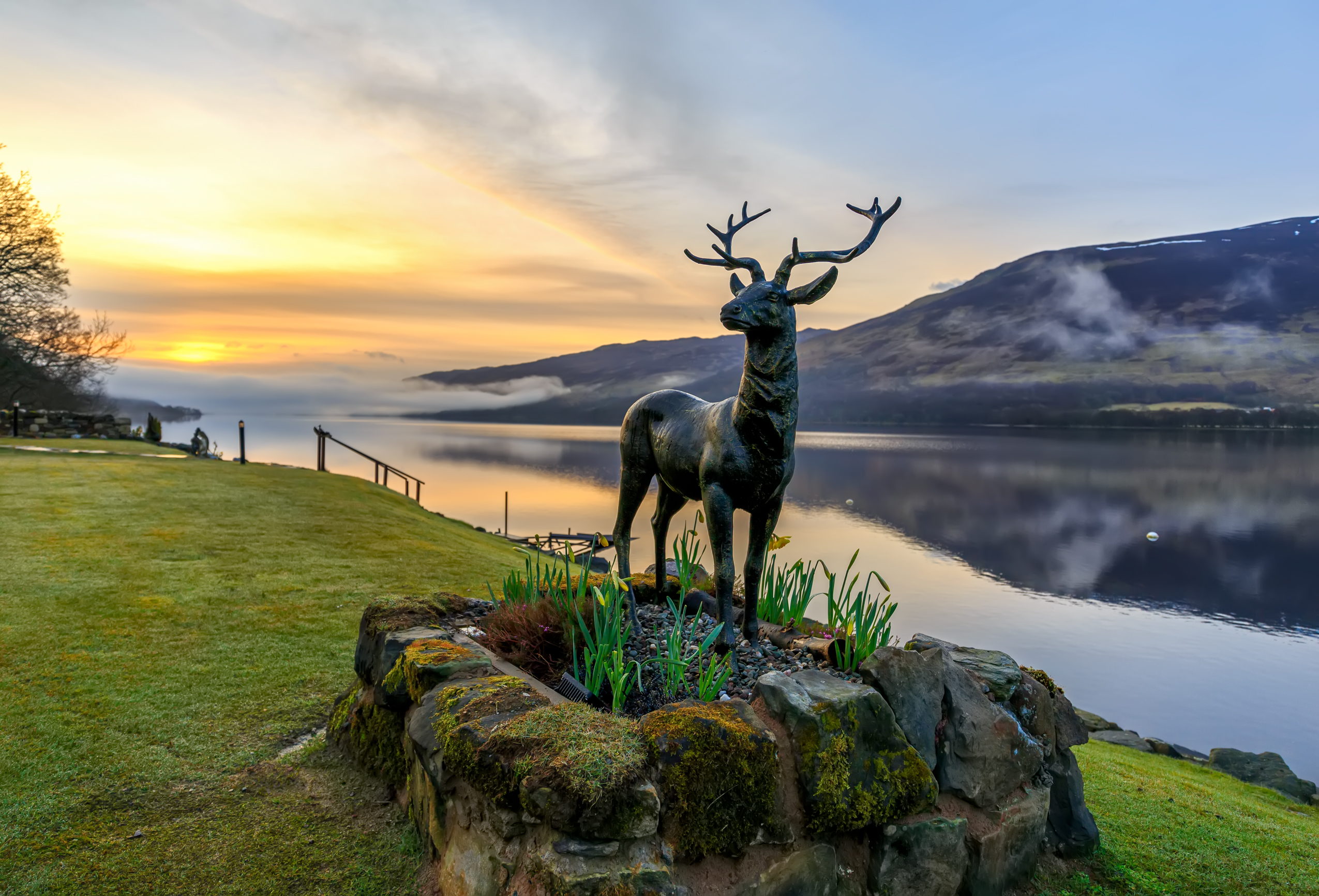 New Audio Tour Brings Art and Architecture to Life in Loch Earn Region