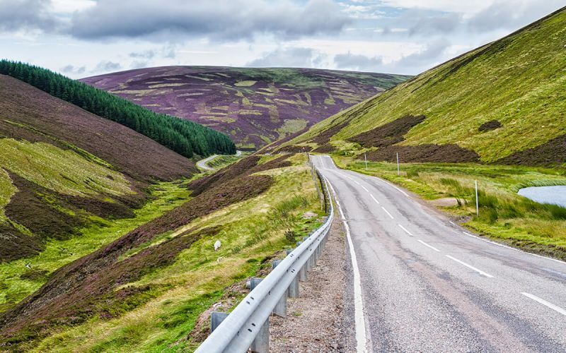 Clyde Sea Lochs Trail features in Visit Scotland's Top Road Trips